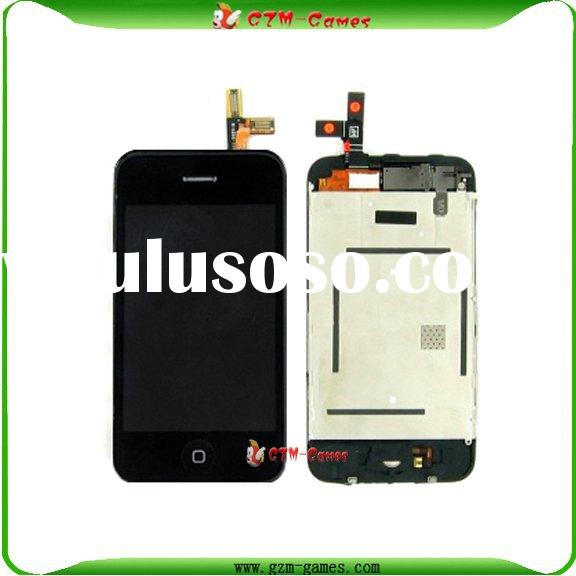 For iphone 3GS LCD with touch screen assembly