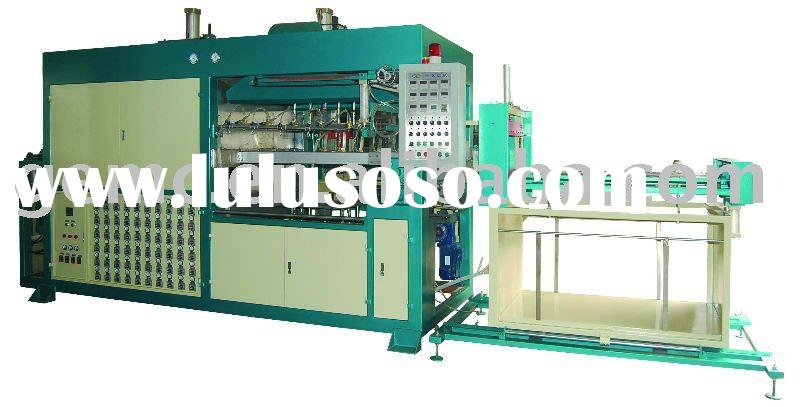 Fully Automatic High Speed Plastic Absorbing Forming Machine