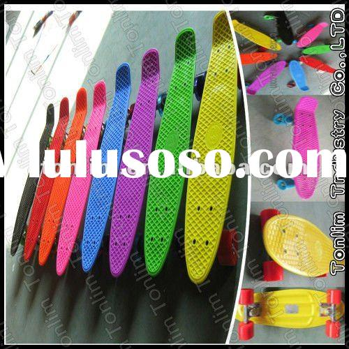 HOT SALE PENNY SKATEBOARD,FISH SKATEBOARD,FINGER PLASTIC BOARD,LONG BOARD,SURF BOARD,MINI CRUISER SK