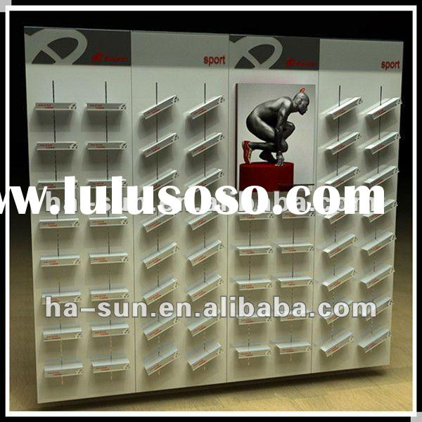 HS-New Design Wall Shoe Display Rack