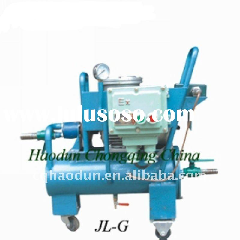 JL Portable Hermetic waste Lubricating oil cleaning system