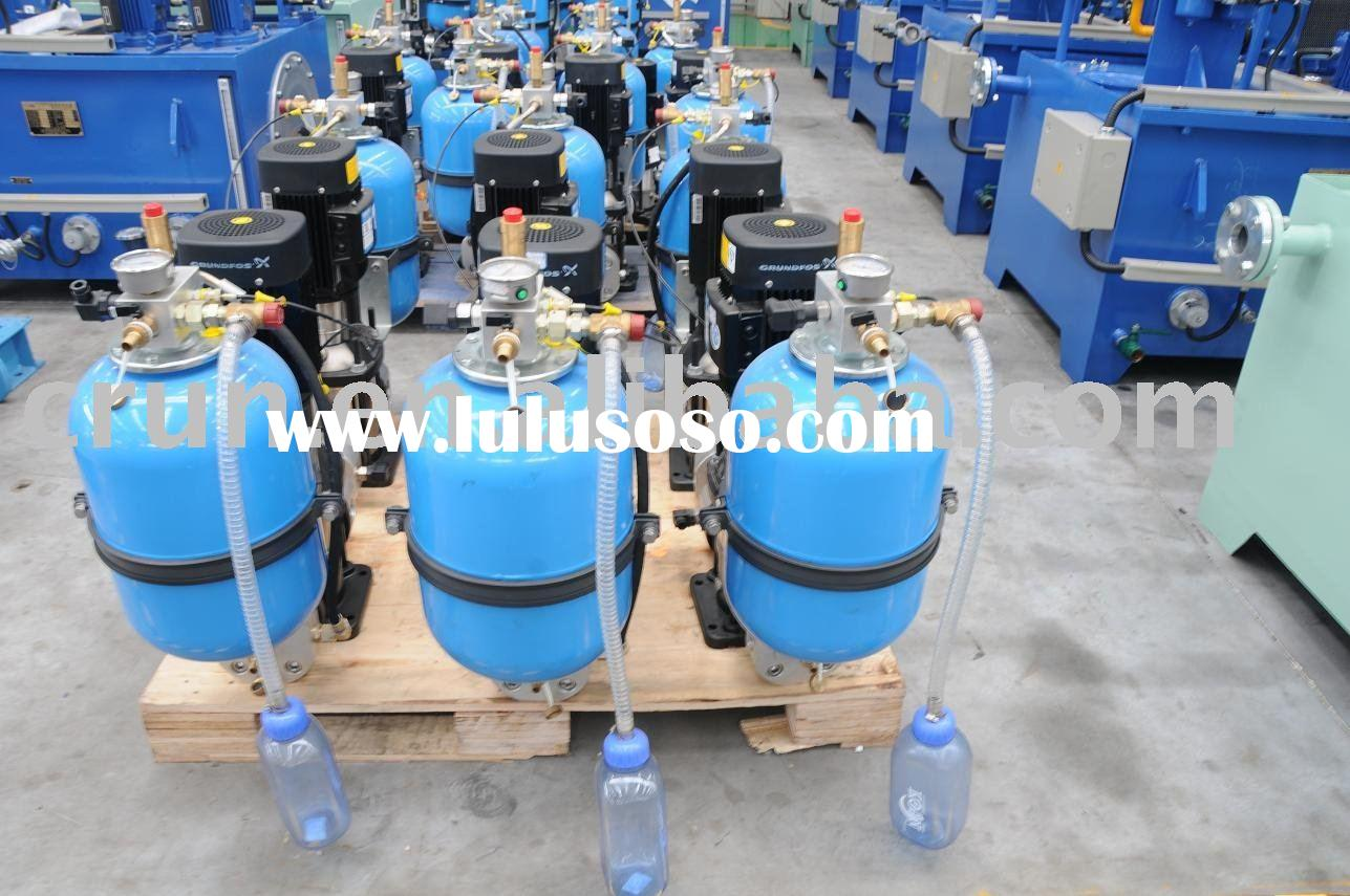 Listed Company CRUN/Wind Power Fluid Application-Converter Water Cooling Unit for Wind Turbine