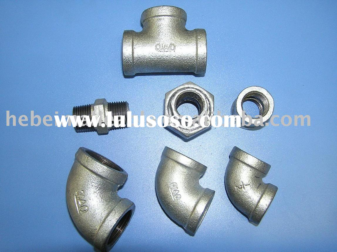Plumbing pipe fittings gas union for