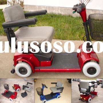 Mini 4-Wheel Foldable Light Weight Mobility Scooter