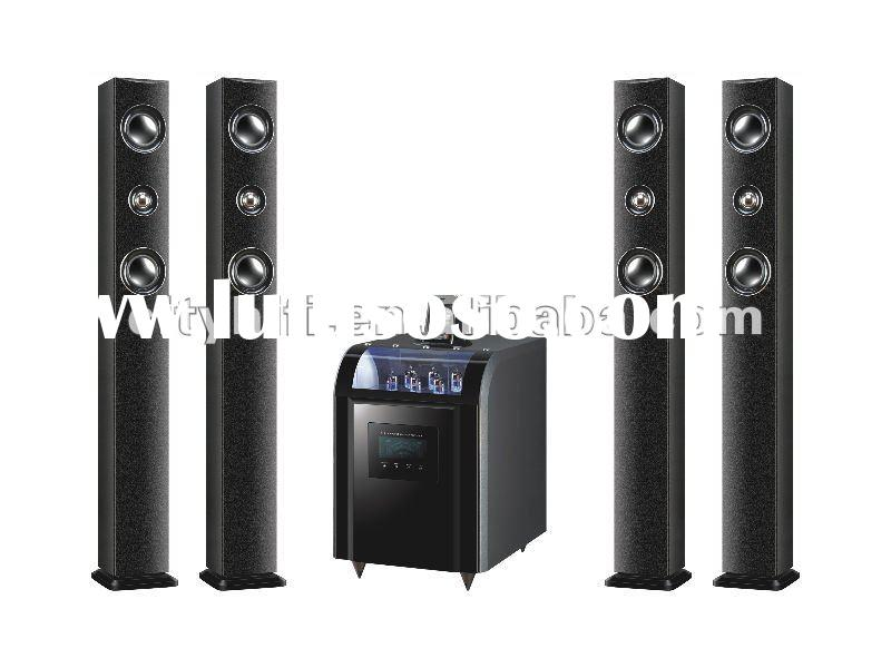 New arrival wireless 5.1 Hifi Home theater surround sound system speaker
