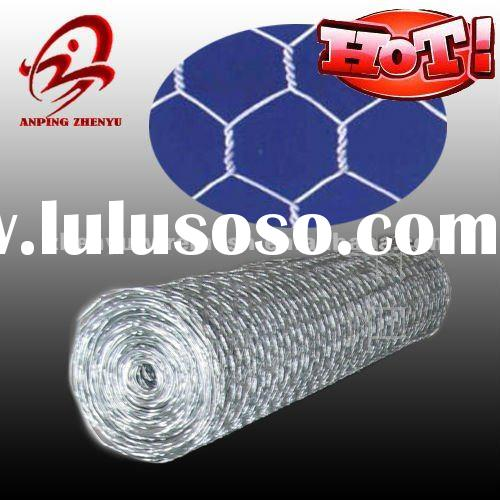 PVC/Galvanized Hexagonal Wire Mesh( best quality , low price , factory or manufacturer )