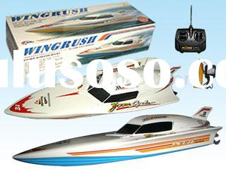 Radio Control Racing Boat
