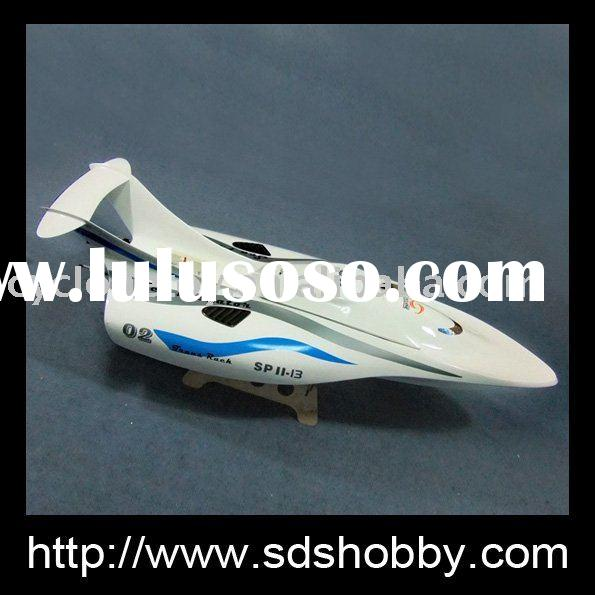 Sea Predator RC Gasolone boat with 26cc Zenoah engine made in China