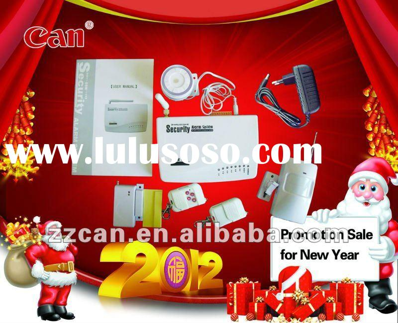 The Best Price 20% Discount Intelligent Wireless Automation GSM Home Infared Detector Alarm System S