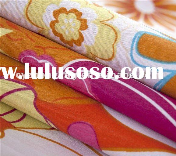 Wholesale Polyester Printing Fabric/ set fabric / fabric