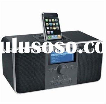 Wi-Fi Internet Radio/Digital Radio/DAB/DAB+/i-Docking/FM/USB-BC-900i