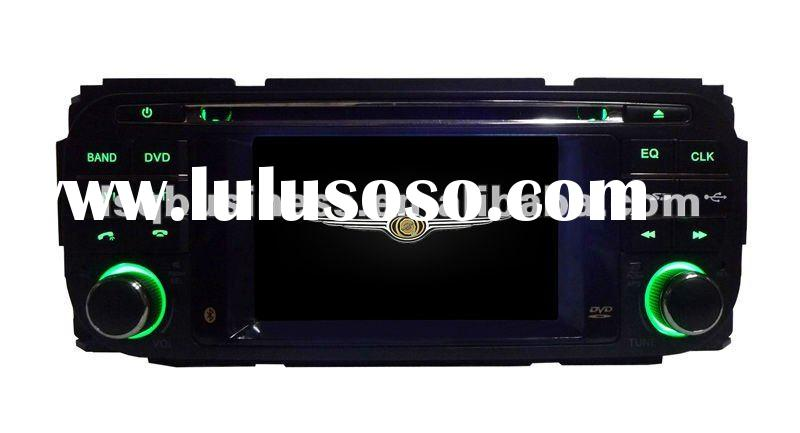 car DVD for Dodge Caravan with GPS, bluetooth, RDS, FM, TV, steer wheel control and other functions