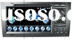 car video dvd player GPS for AUDI A6 1998-2004 CAN BUS:air conditioner agreement