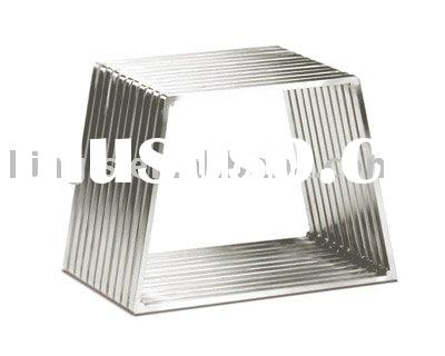 classic stainless steel bar stool HT031bench