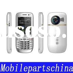 dual sim card&quad bands&Multimedia Phone E88 wholesale (color:black,white,red)