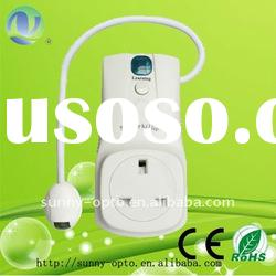 electric plug socket box/infrared remote/infrared remote control on off switch