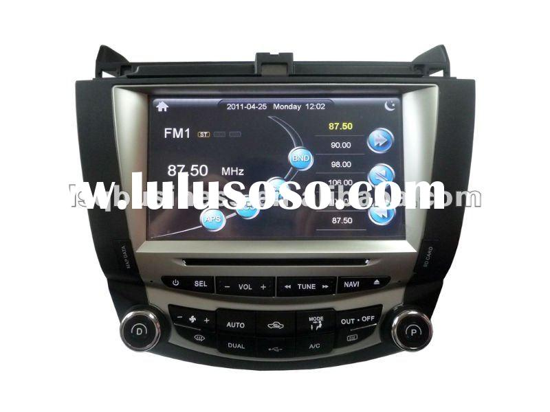 for Honda Accord car dvd player, Single/Dual Air Conditioner