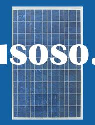 hot 110watt polycrystalline silicon price per watt solar panels