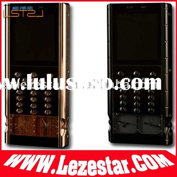 hot sale golden mobile phone 105 GMT,dual watch