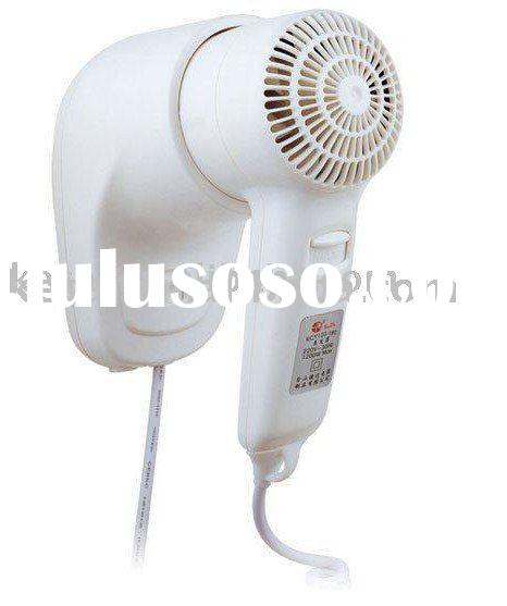 hotel Hair Dryer,Decorative Professional for hotel shaver socket holder two heat setting Adjustabili