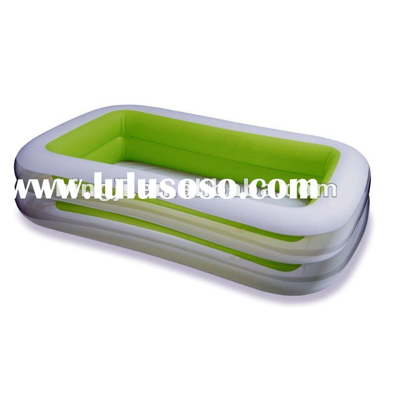 inflatable baby swimming pool, inflatables water pool for baby