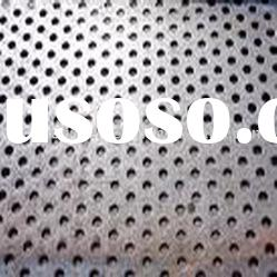 iron plate punched metal mesh