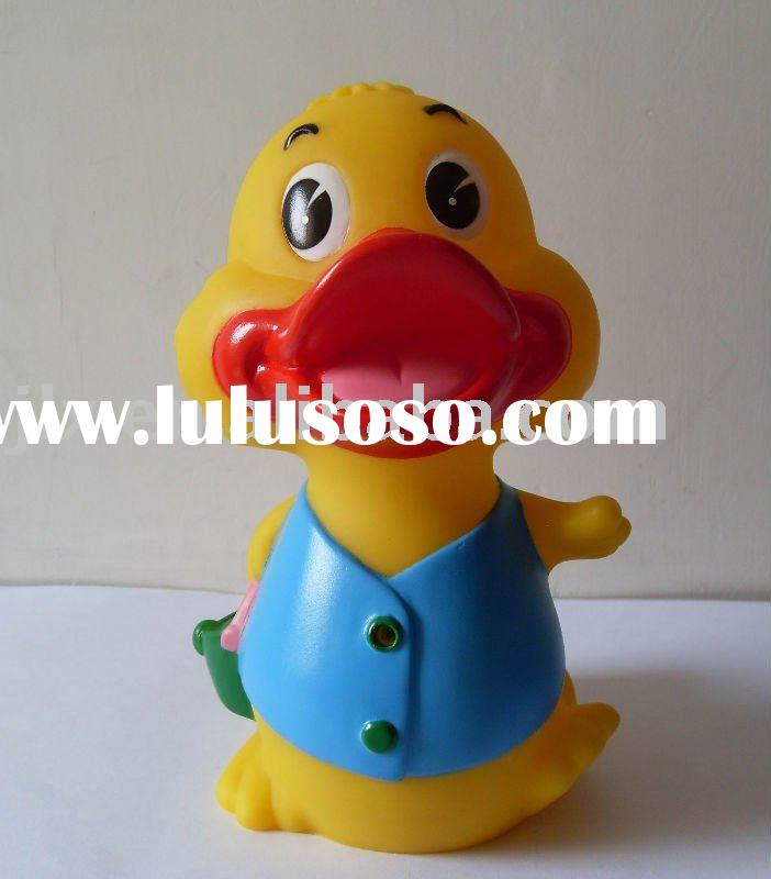 lovely duck-shaped coin bank