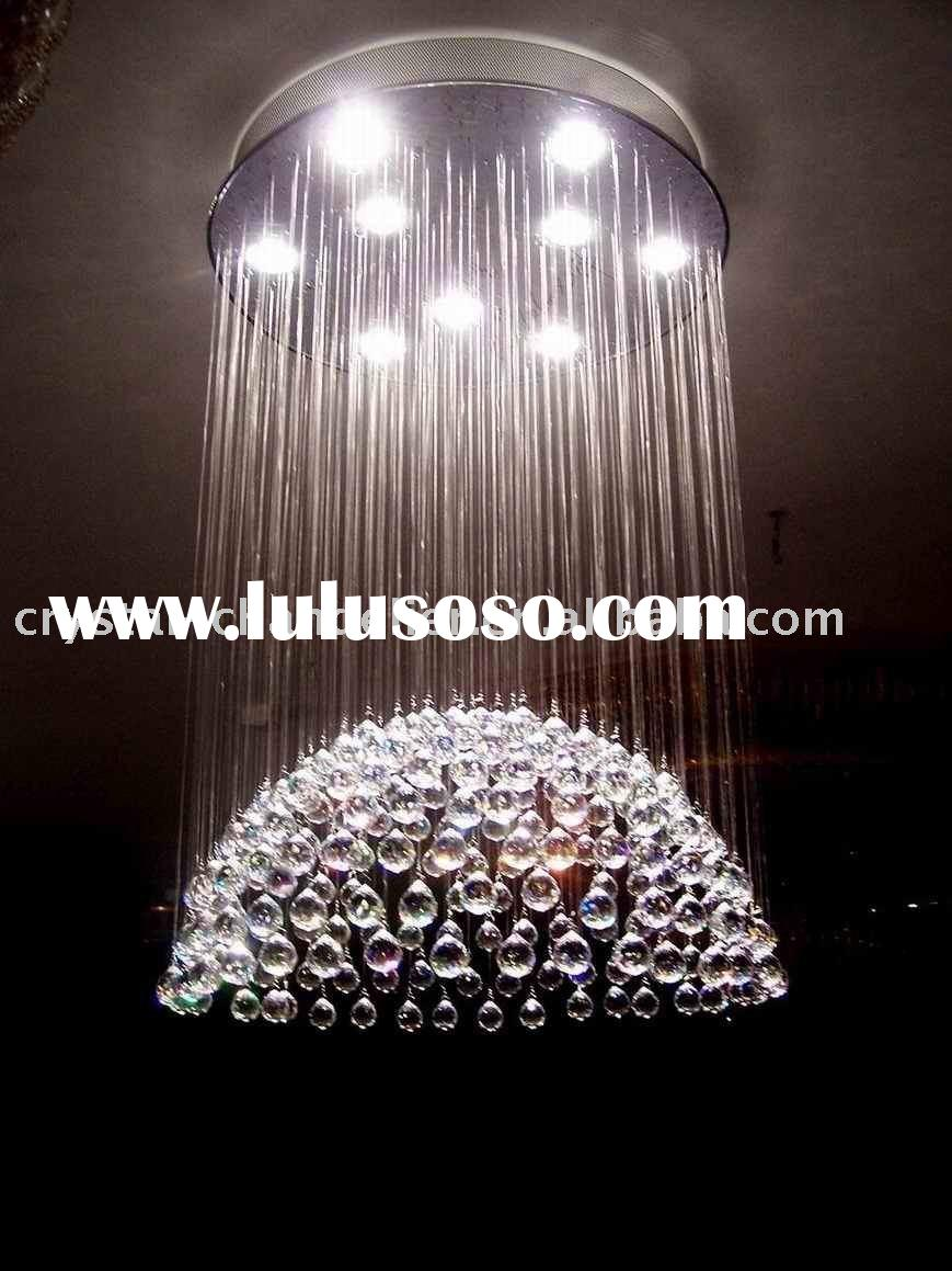 moderm crystal sphere chandelier lighting,pendant ceiling light