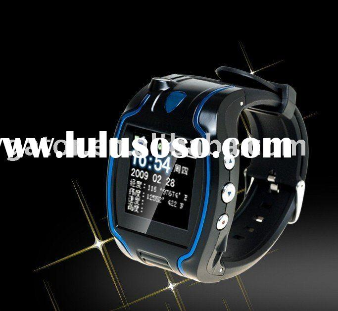 personal gps tracker PT200 watch tracker and tracking system GSM GPRS
