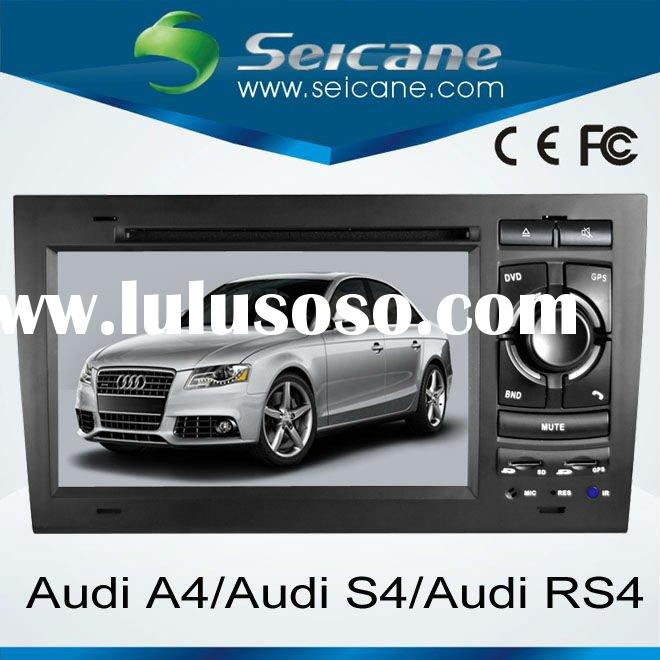 specialized car dvd gps 2 din for Audi A4
