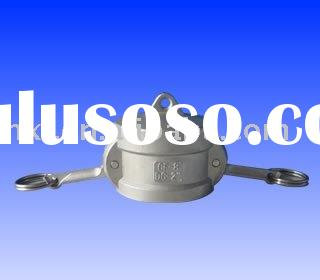 stainless steel quick coupling, hose coupling, pipe connector