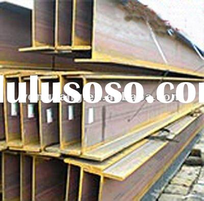 steel structure welded h-beam