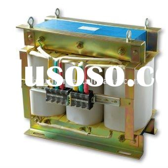 three phase dry type transformer 110V to 220V