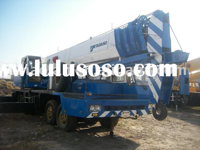used truck crane TADANO mobile cranes 55Tons for sell(used truck crane mobile cranes cranes)