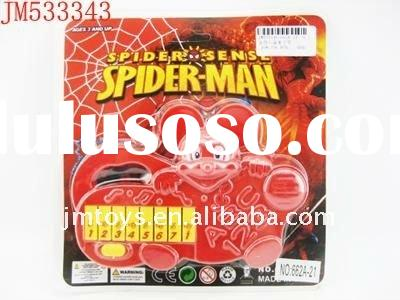 2011 newest spider man design electronic organ