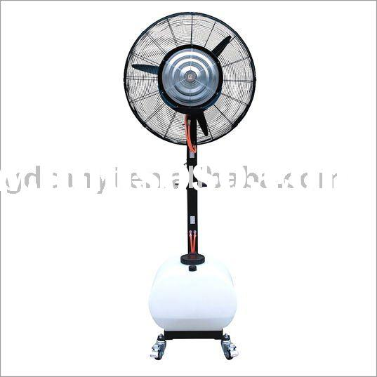 2012New Powerful High Quality Mist Stand Fan