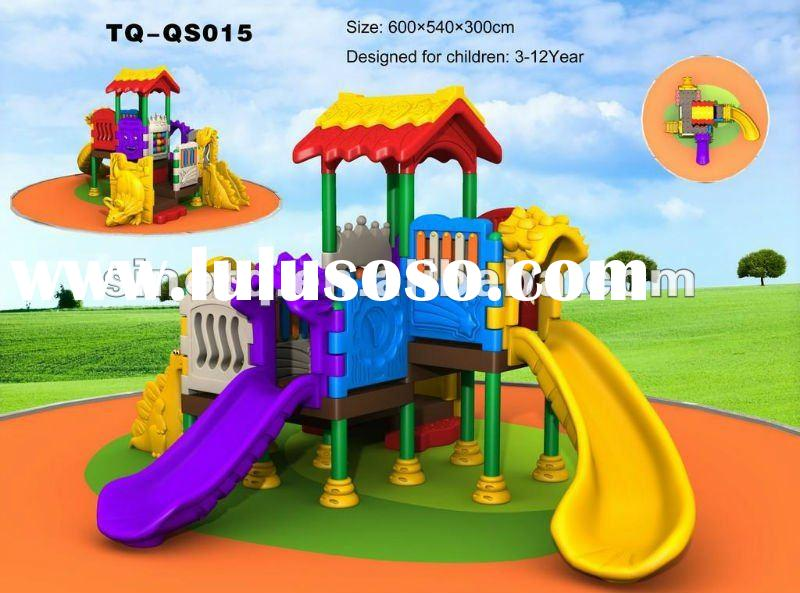 2012 Newly Beautiful Kids Outdoor Playground Equipment