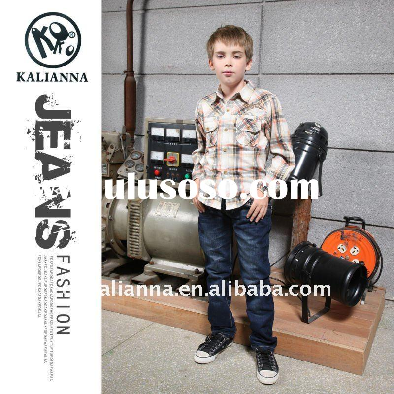 Kids Fashion Boys 2012 2012 Children Wear Kids Clothes Boys Jeans Gka 5