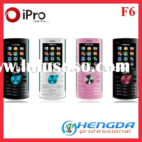 2012 new china cell phone f6 pro