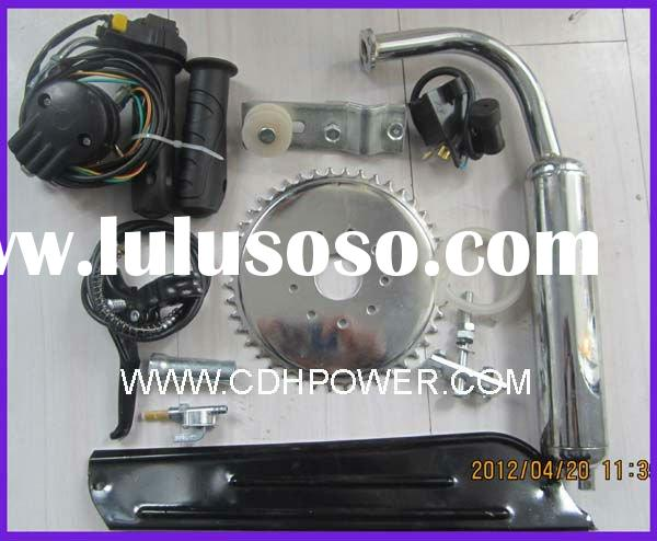 2012 new two cycle 48cc moped engine /Motorized gas bicycle