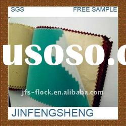 2012 promised high quality green polyester felt fabric