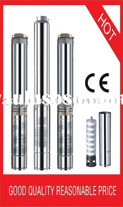 4 inch deep well submersible pump-4SD(M)6