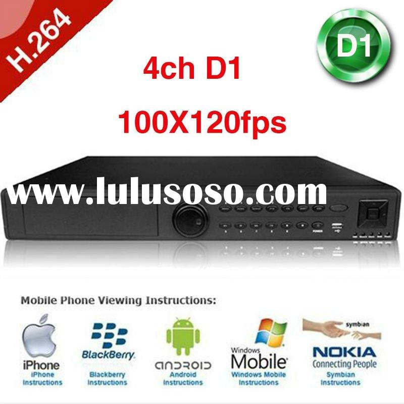 CCTV Standalone DVR prices 8 Channels with High Quality-3G&WIFI