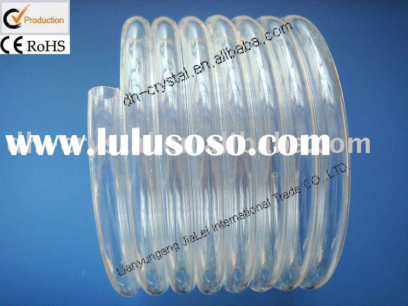 Clear Fused Quartz Glass Coil with CE