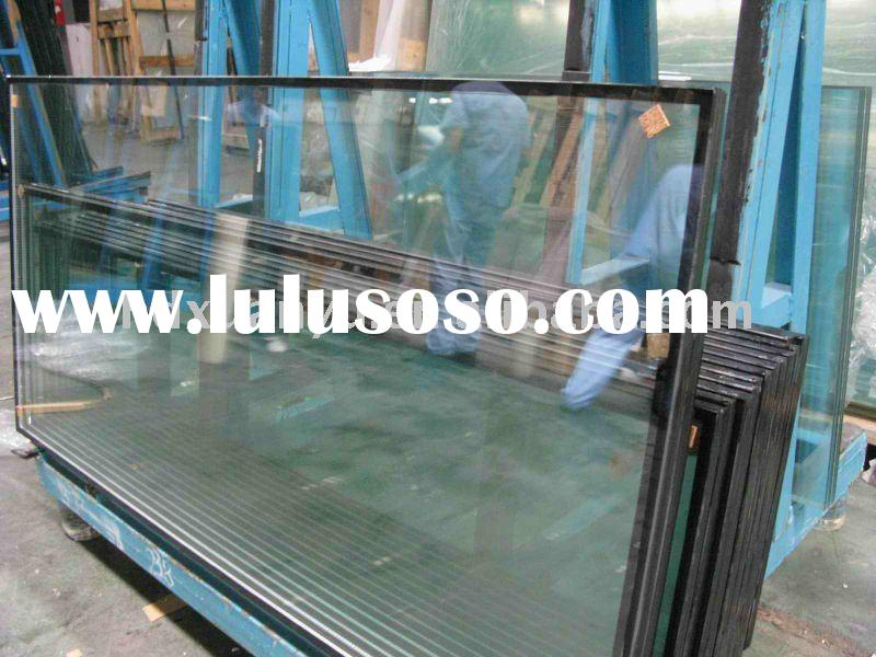 Clear Tempered Insulated glass