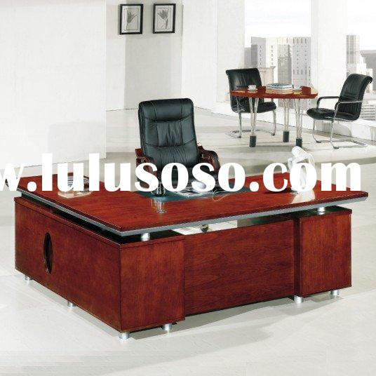 HOT SALE modern design wooden office furniture executive table THP-B19