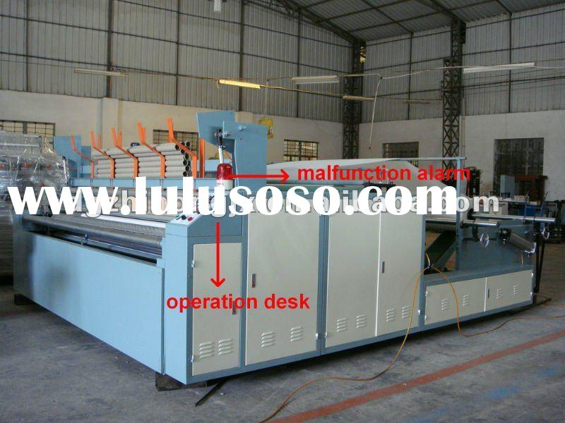 High Speed Full-Automatic Perforating Toilet Tissue Machine