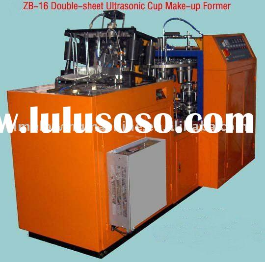 High speed Paper cup making machine High Quality Good price