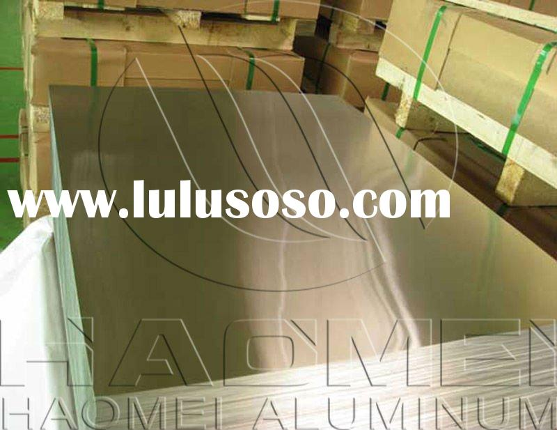 Hot rolled/cold rolled Aluminum sheet for PP Cap 8011 H14 H16