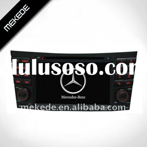 Hot selling car dvd player for M. Benz E-Class W211